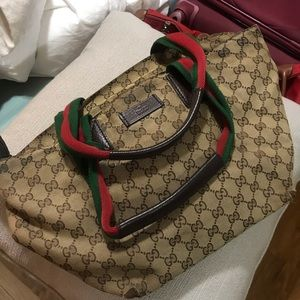 Gucci Hobo Handbag-Authentic